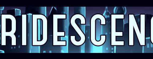 Iridescence Banner