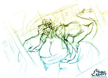 edamonstr sketch!
