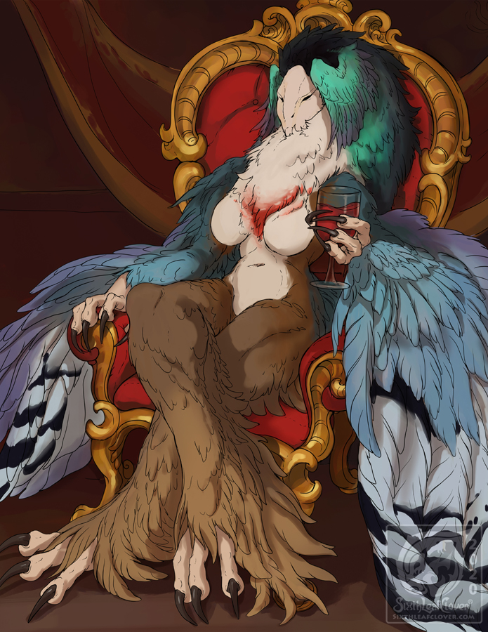 Most recent image: Her Royal Throne