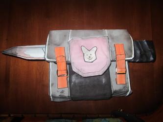 Tiny Tina Bag with Dagger