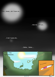 The Adventures of Team Rosewood: Ch. 1 - Pg. 1