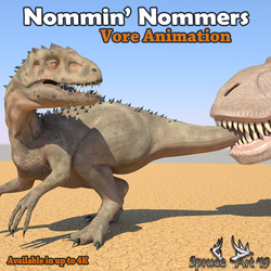NomminNommers TEASE