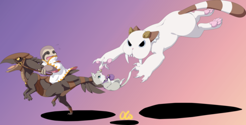[Patreon Reward] - The Hunt!