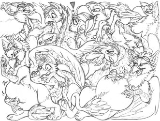 burdcawrio sketchpage commission 1 (soft vore)