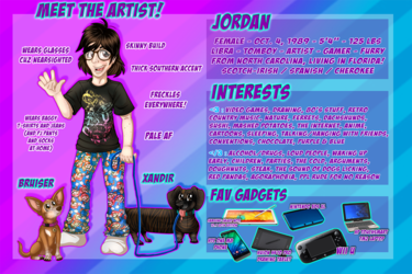Meet the Artist Meme!