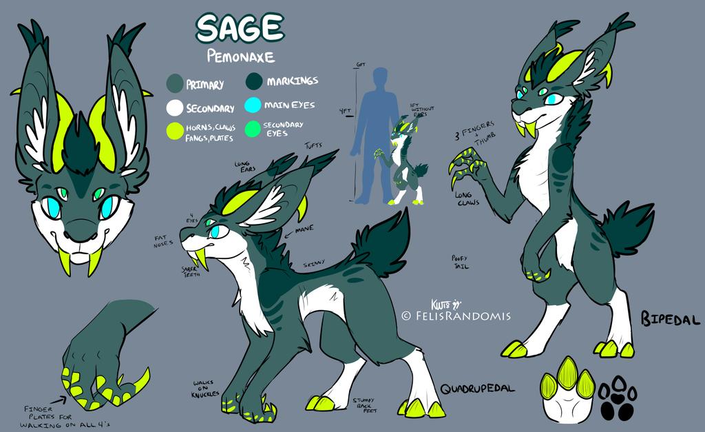 Sage Ref