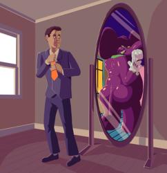 Mystery Mirror (1/5)