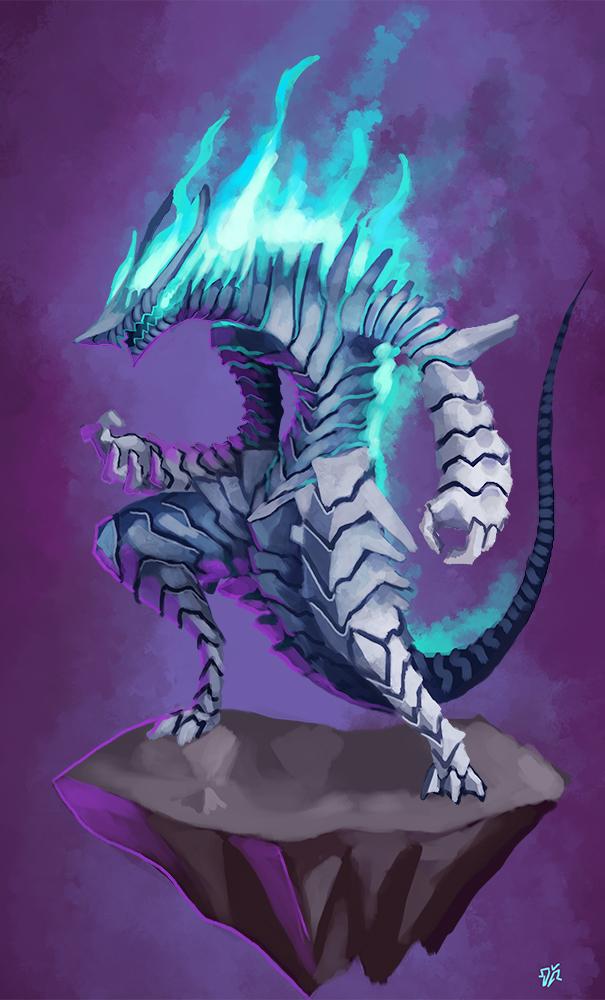 Most recent image: Demon