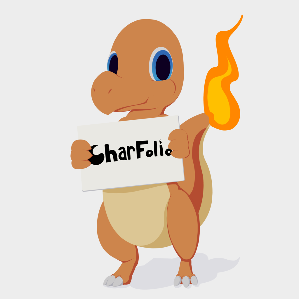 Most recent image: Come Join The CharFolio!