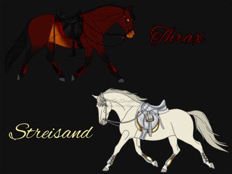 Tack -- Commission