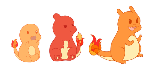Charms born of Fire