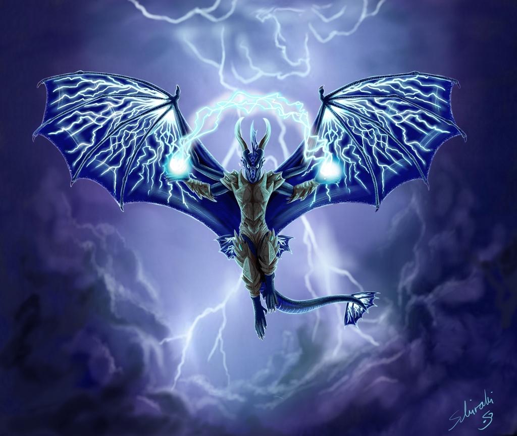 Most recent image: Lightningh