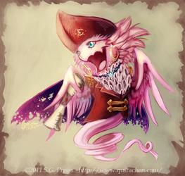Captain Pinkchirp Sigma