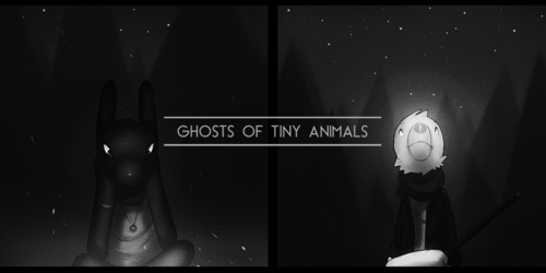 Ghosts of Tiny Animals Page 20