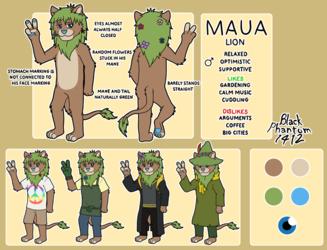 Maua Reference Sheet