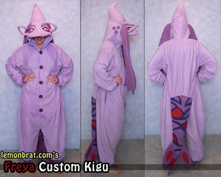 Freya Custom Kigu
