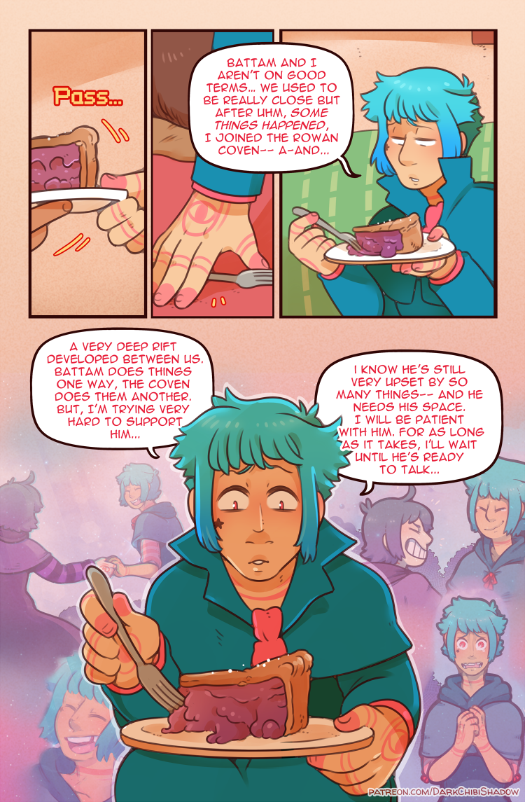 Solanaceae - Prologue Chapter 2 - Page 28