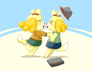 Double Isabelle!