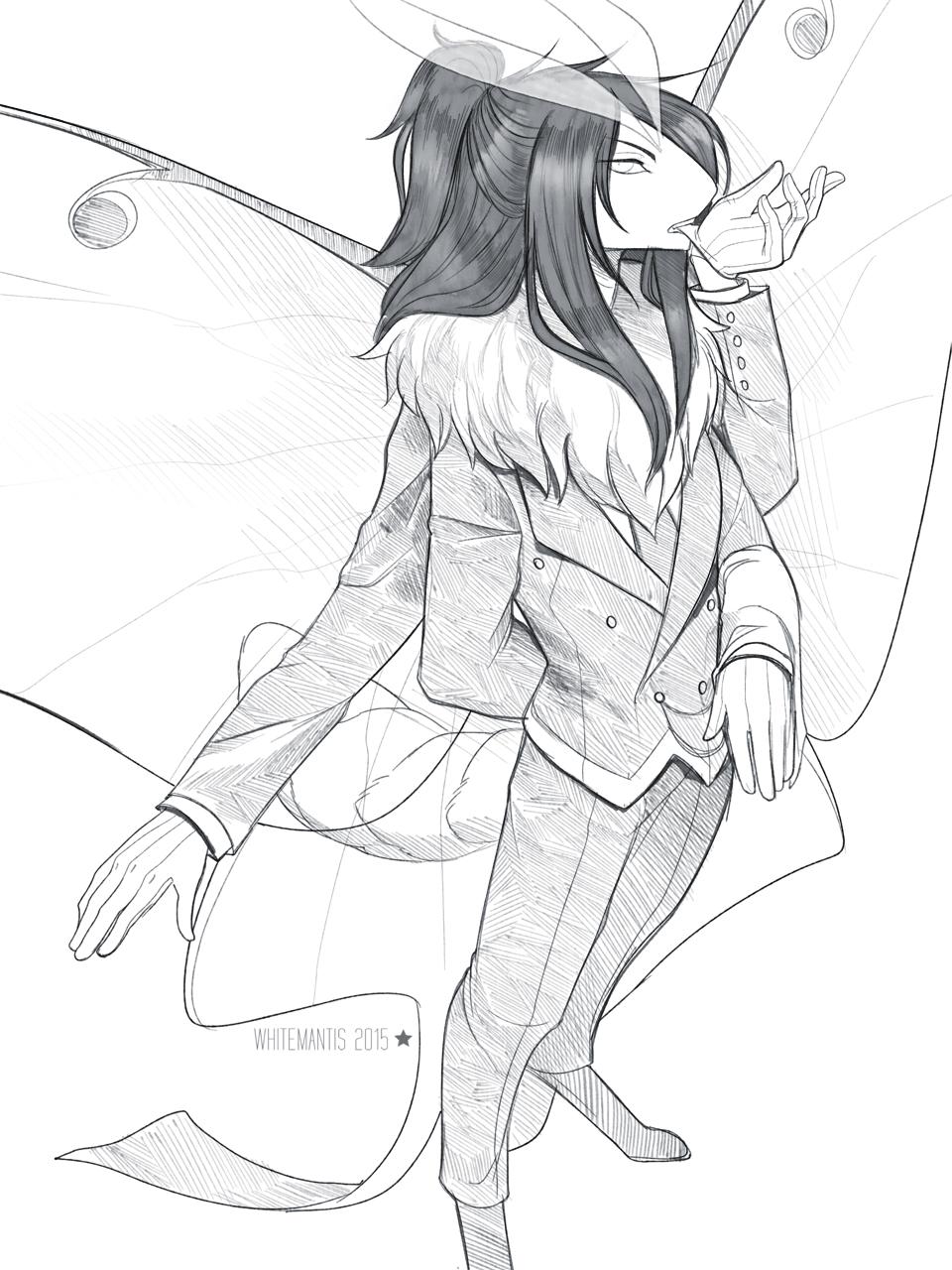 Moth Butler