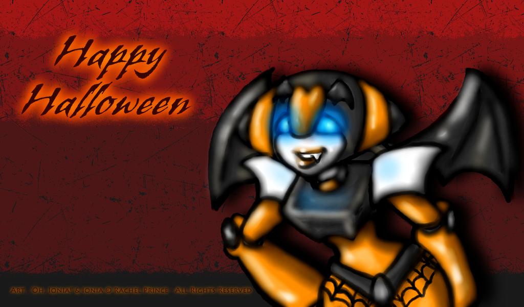 Happy Halloween from Ionia