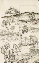 Hawaii sketches