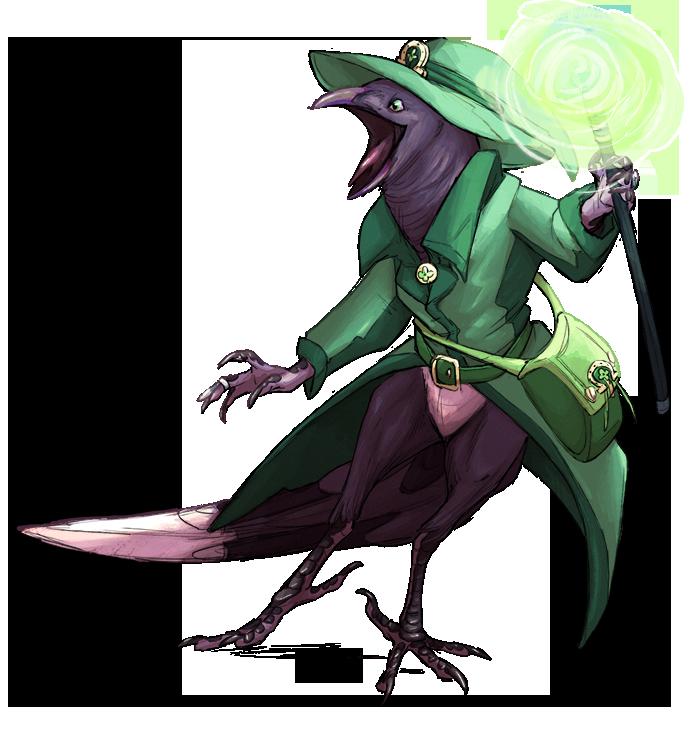 Commission: Korvus