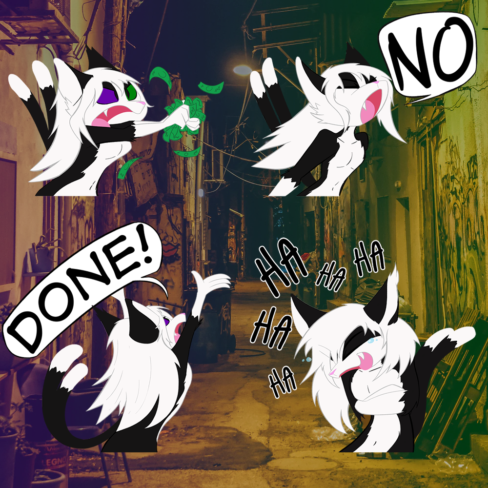 Most recent image: Orion Stickers