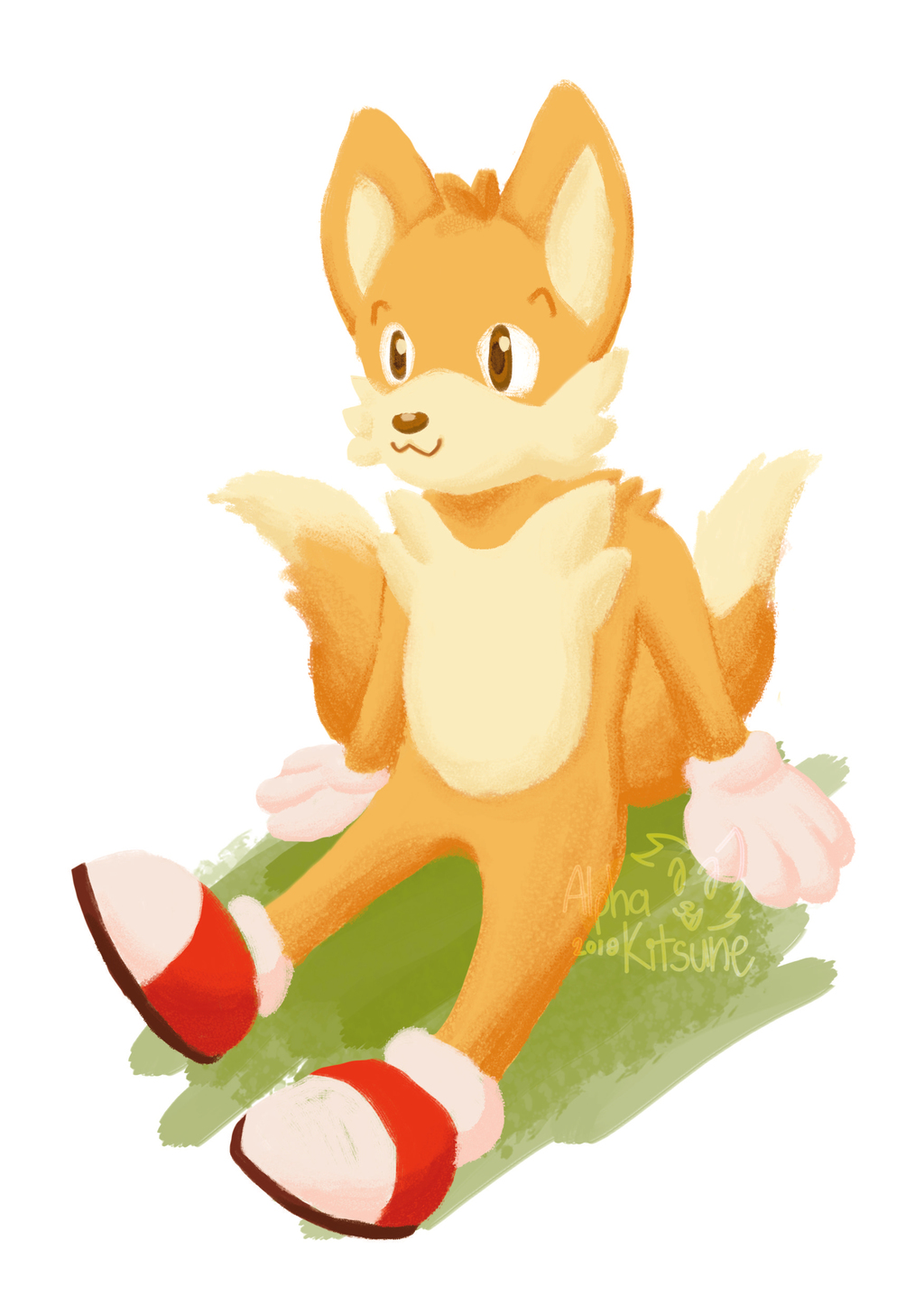 Lineless Tails Practice