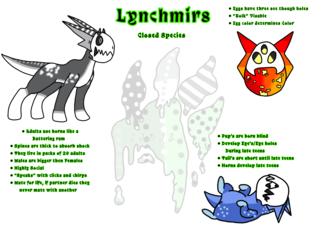 Lynchmirs: A Closed Species