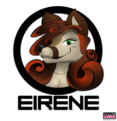 Eriene Badge