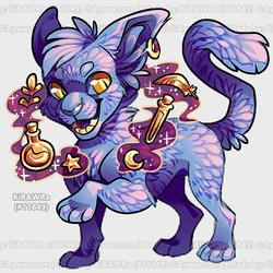 Aywas: Witch Cat
