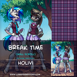 Break Time by Holivi