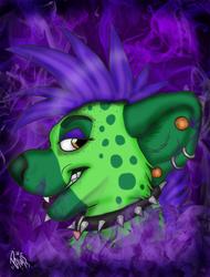 Eva hyena