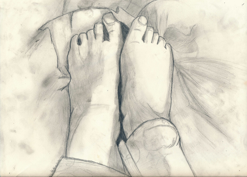 Feet and Fabric