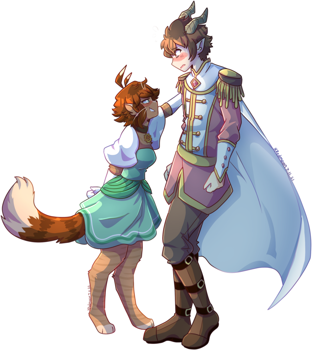 [AF-2021] So You're the Prince...?