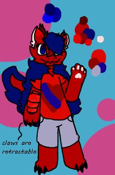 Katar (dragon AU)