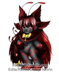 Furvilla Paintie - Ayaka