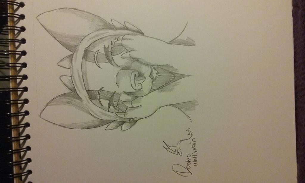 Most recent image: Midnight sketch