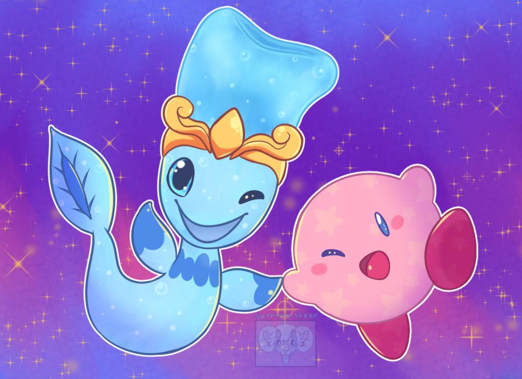 Kirby and Driblee