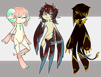 [S] Various Adopts $12 [OPEN]