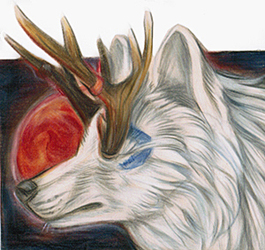 ACEO Commission Alphateist