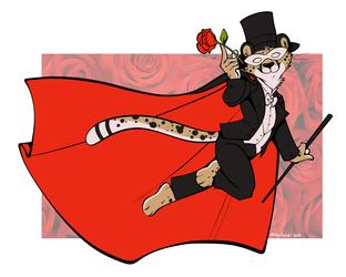 Tuxedo Rose!