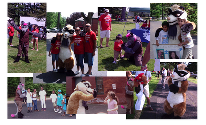 Walk for Autism 2011 collage part 1