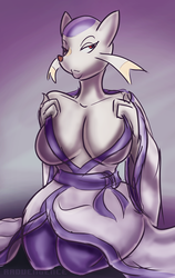 Op. Pokebabes - Mienshao