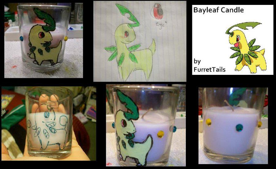 Bayleaf Candle