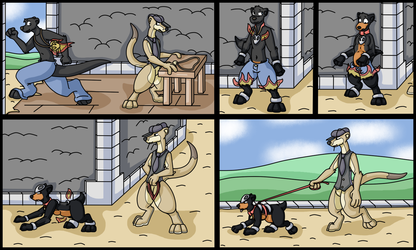 Thief's Reward