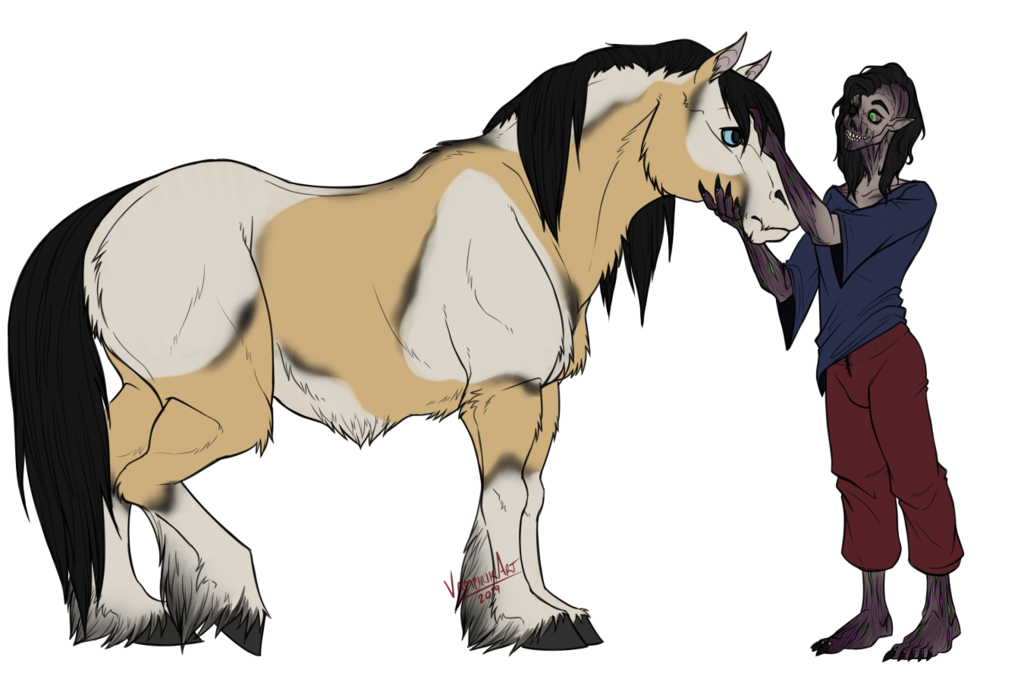 horsie friend