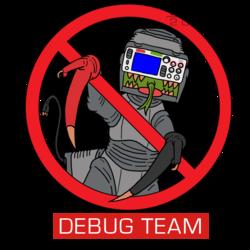 Debug Team Emblem