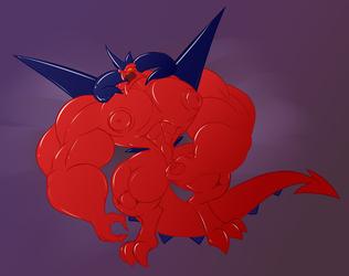 Diablo Muscle