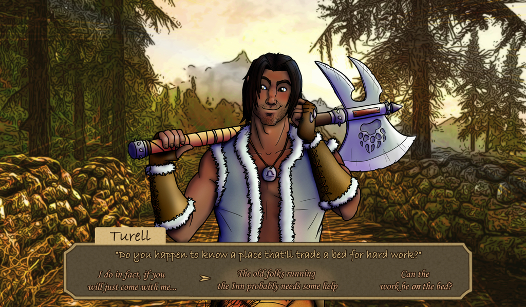 Dungeons and Dating: Turell